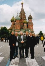 Eos Guitar Quartet in Russia