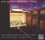 CD-Tipp Klassik: Eos Guitar Quartet  -  Akustik Gitarre 5/2017 August/September 2017